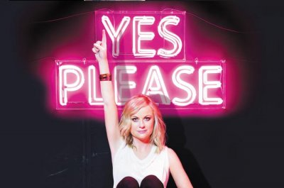 Amy Poehler's 'Yes Please' to sell on hot-pink vinyl