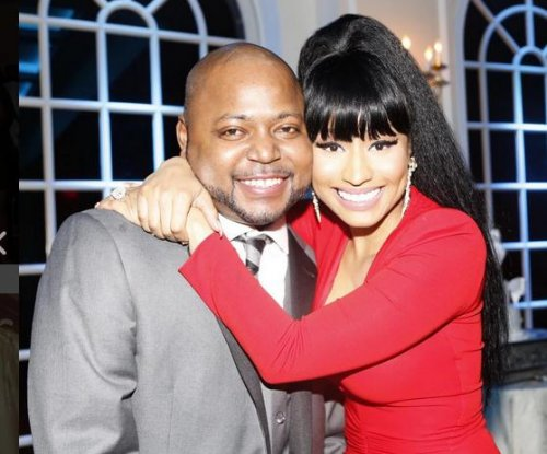 Nicki Minaj celebrates brother Jelani's wedding