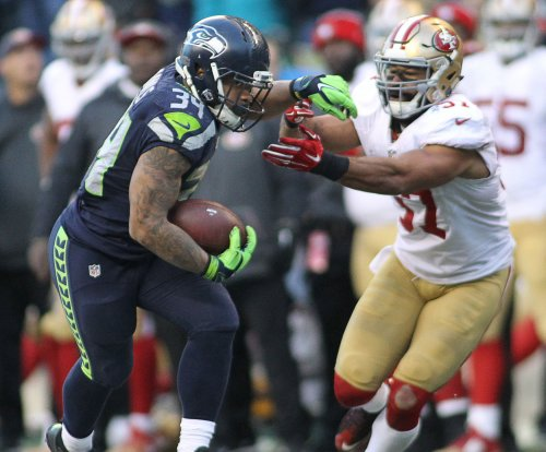 Seahawks RB Thomas Rawls torches 49ers