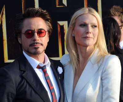 Robert Downey Jr. names Gwyneth Paltrow as his 'free pass'