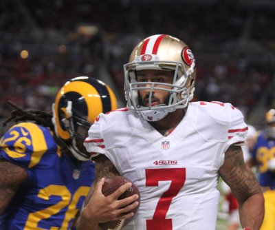 Colin Kaepernick: San Francisco 49ers QB says he can win starting gig