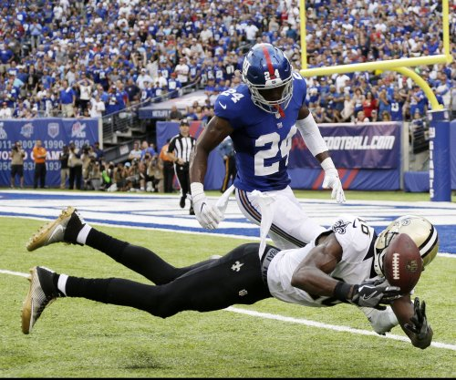 New York Giants CBs Eli Apple, Dominique Rodgers-Cromartie injured