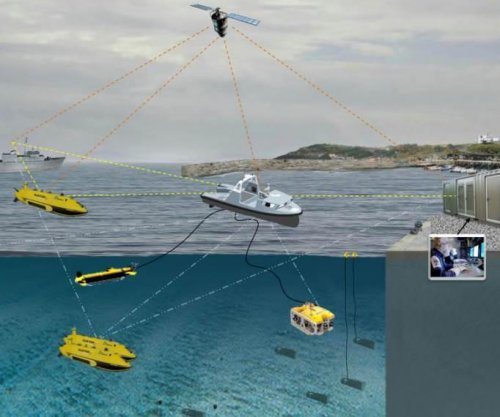 France, Britain continue joint counter-mine program
