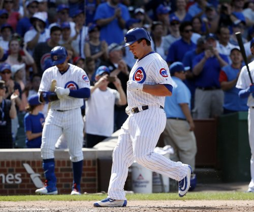Chicago Cubs calling Kyle Schwarber back up to bigs
