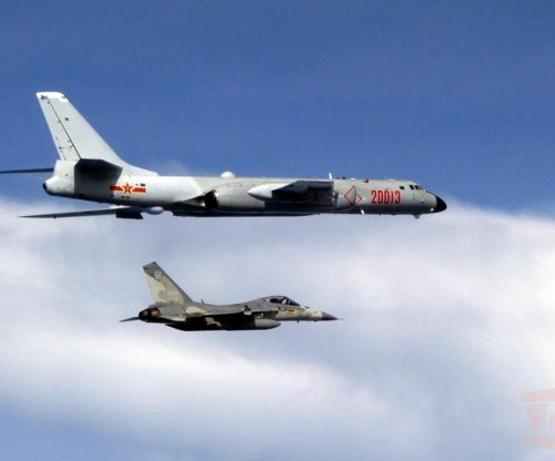 Japan, Taiwan scramble fighters in response to Chinese bombers