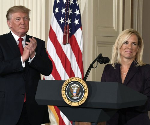 Trump says DHS pick Nielsen will be 'ready on Day 1'