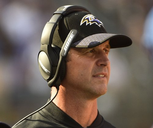 Ravens' John Harbaugh impressed by Jackson's accuracy