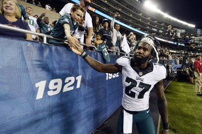Eagles' Jenkins 'tired of the narrative being about the anthem'