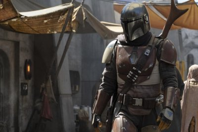 'Star Wars' releases first photo from 'The Mandalorian'