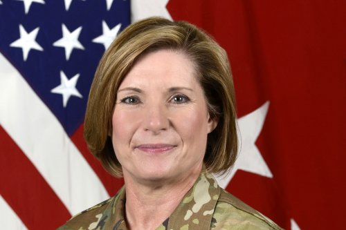 For first time, woman takes charge of U.S. Army Forces Command