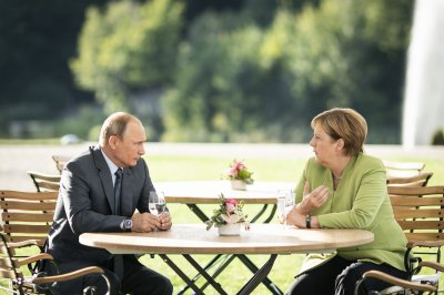 Questions over report that shows Putin on old East German police ID