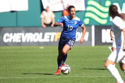 U.S. Soccer announces 2019 Women's World Cup roster