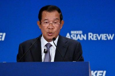 Cambodia's Hun Sen says report of military base deal with China 'false'