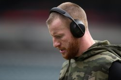 Indianapolis Colts QB Carson Wentz out indefinitely due to foot injury