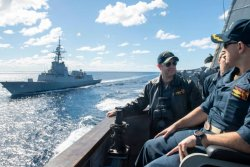 U.S., Australia, partners conclude exercise Talisman Sabre 2021