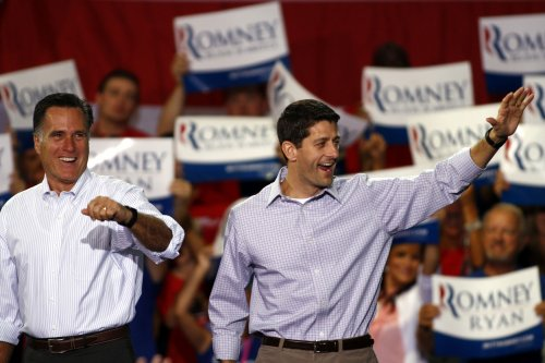 Adviser: Romney, Ryan to campaign solo