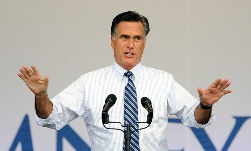 Romney: Obama policy 'slowed the recovery'