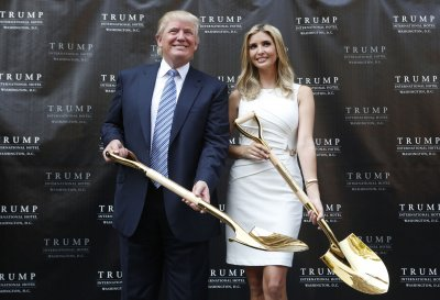 Donald Trump breaks ground on $200 millon DC hotel
