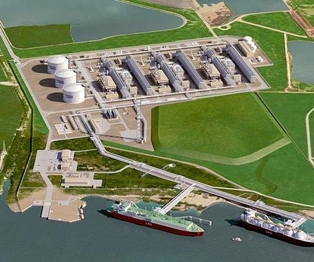 Export nod triggers Texas LNG construction