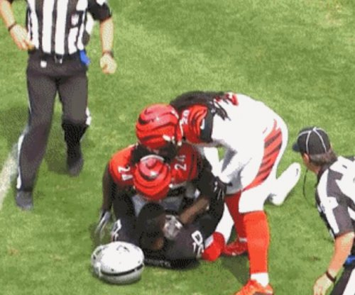 Cincinnati Bengals' Adam Jones to be fined for hit on Oakland Raiders' Amari Cooper