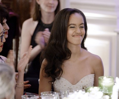 Malia Obama headed to Harvard after 'gap year'