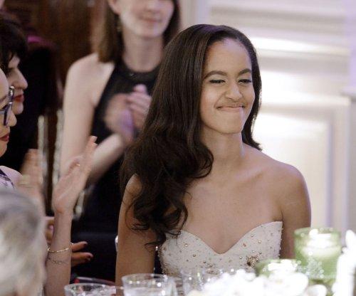 Malia Obama headed to Harvard after 'gap year'