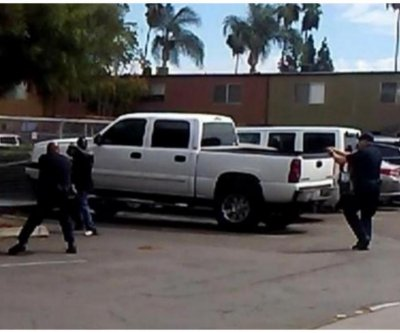 El Cajon police release video of shooting death after protest violence