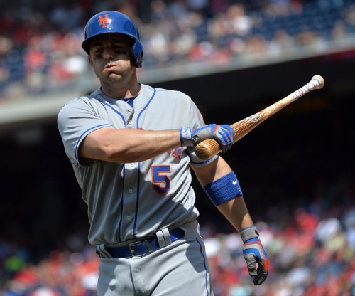 New York Mets' David Wright iffy for Opening Day with shoulder impingement
