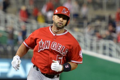 Nine-run inning fuels Los Angeles Angels' win over Atlanta Braves