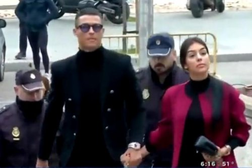 Ronaldo fined $21.6M after pleading guilty to tax fraud