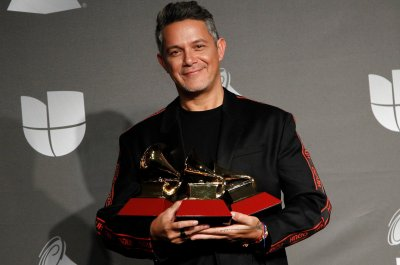 Alejandro Sanz, Natalia Lafourcade win big at Latin Grammys