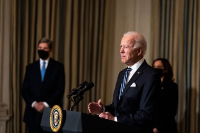 Biden climate plan aims to put U.S. on path to 'net-zero economy'