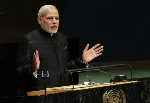 Indian Prime Minister Narendra Modi in NYC: This is India's century