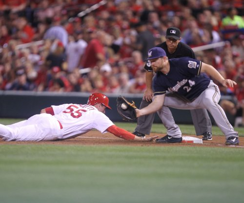 Milwaukee Brewers enjoy playing spolier to St. Louis Cardinals