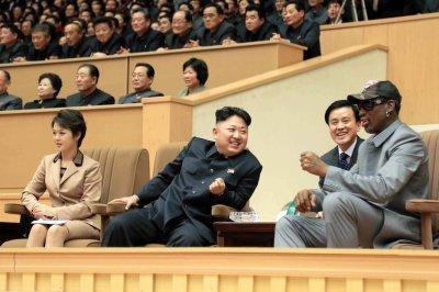 Rodman's North Korea visit no 'basketball diplomacy,' Chinese media says