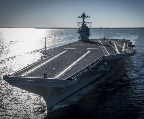 Navy completes testing fixes on electro-magnetic launch systems