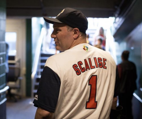 Scalise returns for congressional game; Democrats win