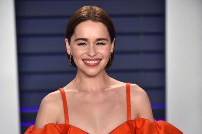 Emilia Clarke says meeting Sansa in 'Game of Thrones' felt 'exhilarating'