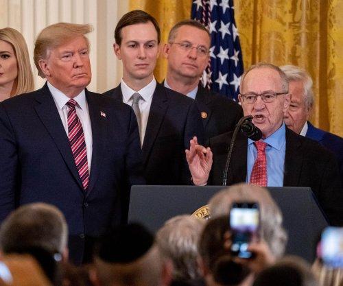 Trump impeachment defense adds Alan Dershowitz, Kenneth Starr