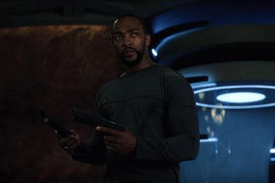 'Altered Carbon': Anthony Mackie faces danger in Season 2 trailer