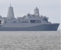 Availability maintenance completed on USS John P. Murtha