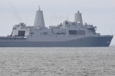 Maintenance availability completed on USS John P. Murtha
