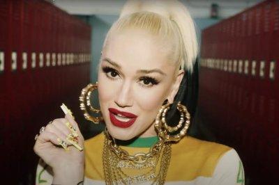 Gwen Stefani recruits Saweetie for 'Slow Clap' music video