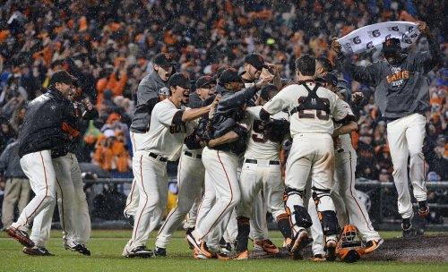 MLB: San Francisco 9, St. Louis 0