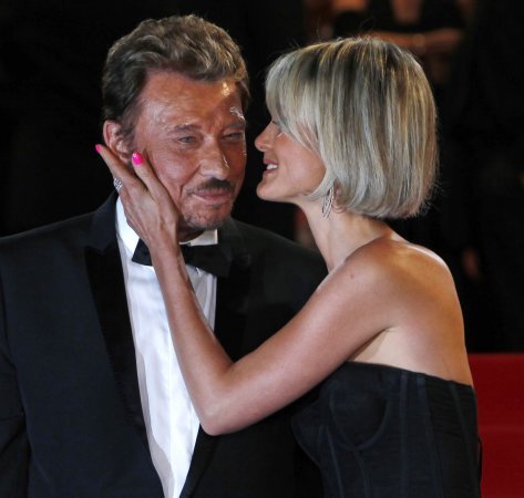 Hallyday headed to LA hospital
