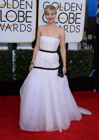 Jennifer Lawrence, Amy Adams win Golden Globe Awards