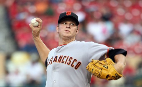 MLB: San Francisco 2, San Diego 1