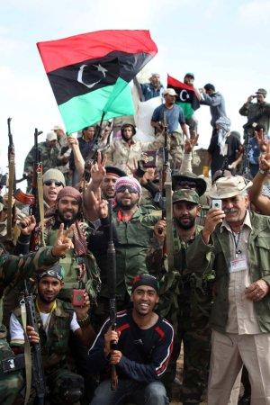 Libyan activist Salwa Bugaighis killed