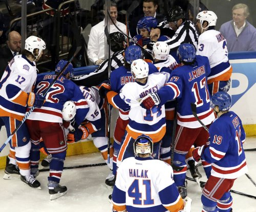 Islanders beat Rangers in battle for Big Apple supremacy
