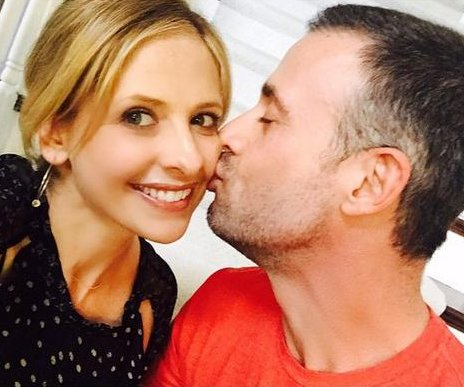 Sarah Michelle Gellar joins Instagram, shares family photos